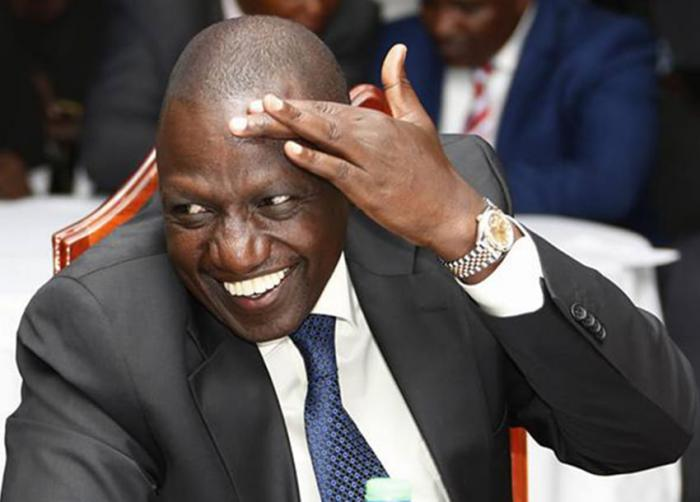 DP William Ruto during a recent event. His relationship with former Kakamega Senator Boni Khalwale has been brought into question by many.