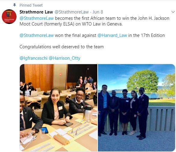 Image result for stratmore moot court