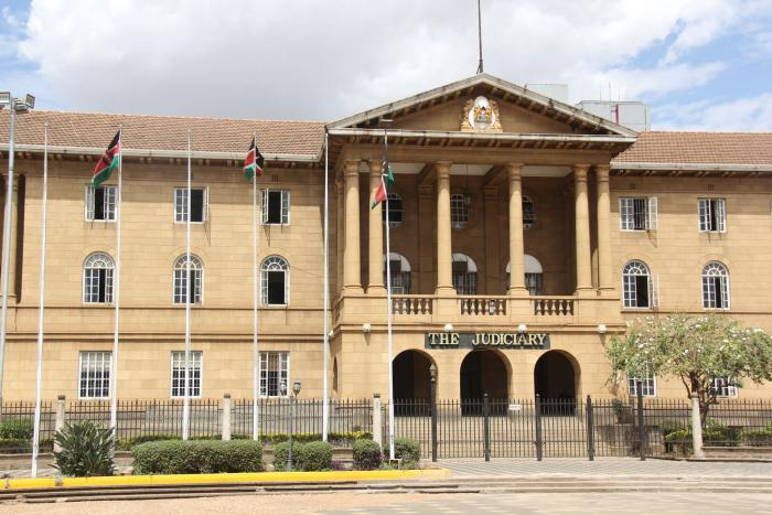 The Judiciary offices in Nairobi. The High Court on November 14, ruled on Mwende Mwinzi's citizenship row.