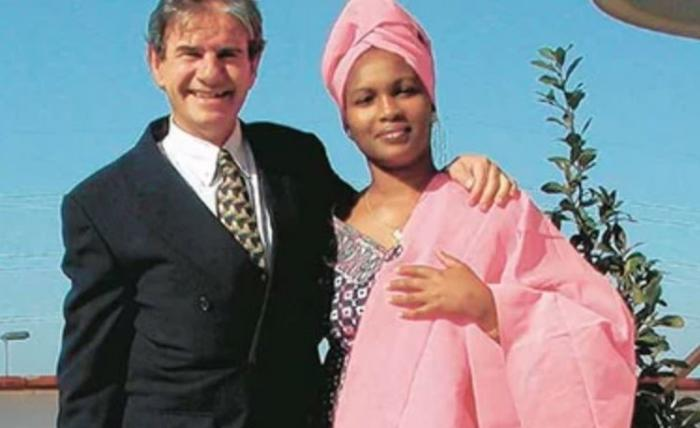 Tob Cohen and his wife Sarah Wairimu. Her lawyer Philip Murgor wondered how DCI Kinoti knew Tob Cohen was dead