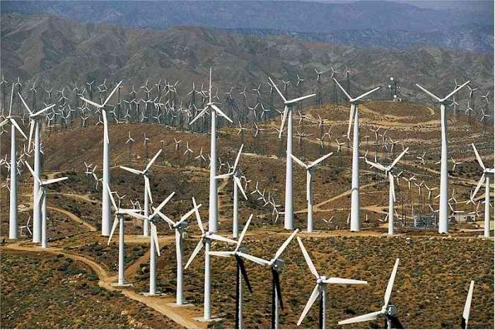 The Lake Turkana Windpower plant is an example of a green energy proiject embarked on by the Jubilee government.