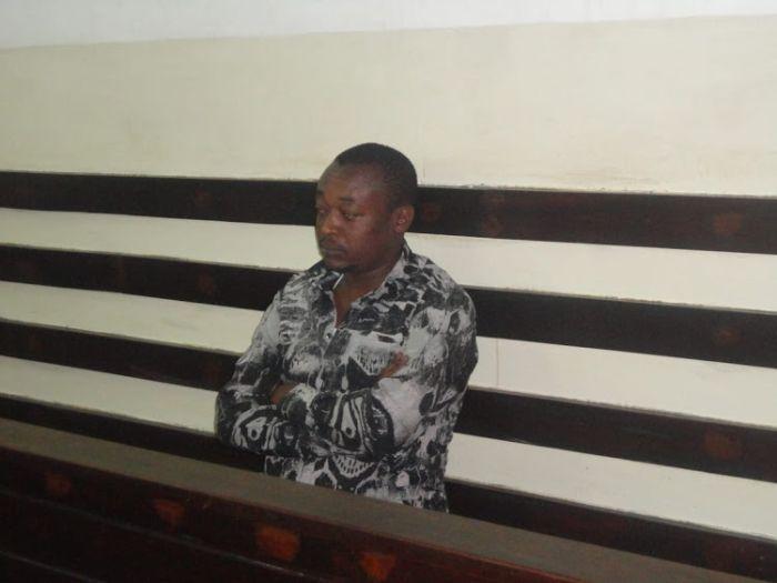 Abraham Emboha at Kibera Law Courts