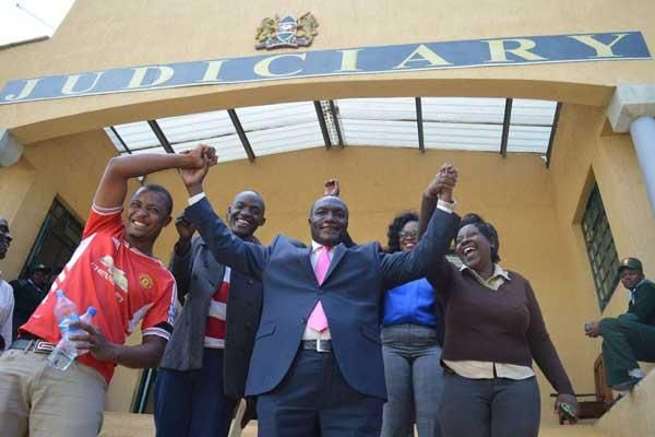 Court Throws Out Petition Against NASA MP - Kenyans.co.ke