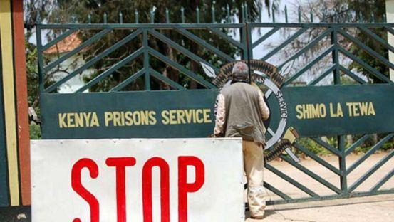 Shimo la Tewa Prison at Shanzu in Mtwapa, Kilifi county.