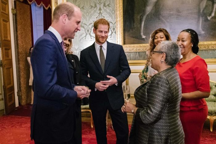Prince William launches war on wildlife trafficking gangs