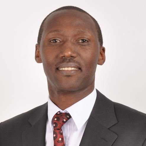 CA's Public Affairs Director Christopher Wambua