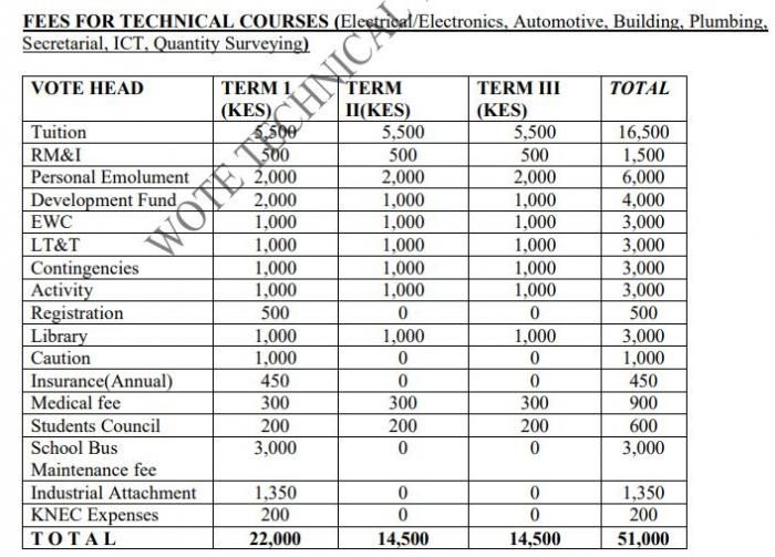 Government to Pay All Fees for Technical College Students
