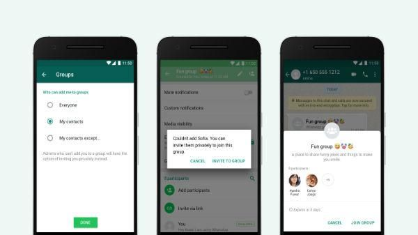 WhatsApp rolled out an update on its settings on Thursday, November 7 to stregnthen user privacy.
