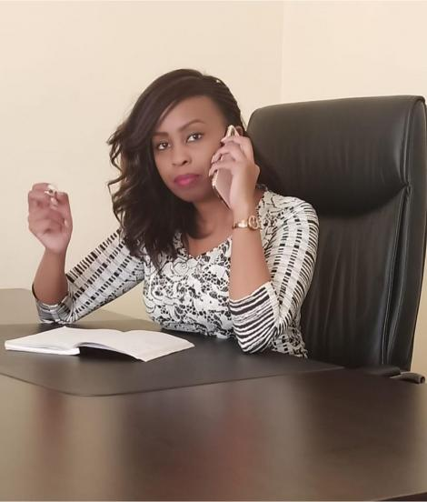 Newly-appointed Tourism Regulatory Authority Board Member Pauline Njoroge