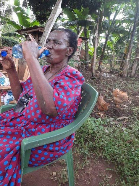 Hon Chris Omulele's mother Sofia Monyo died on June 12, 2020