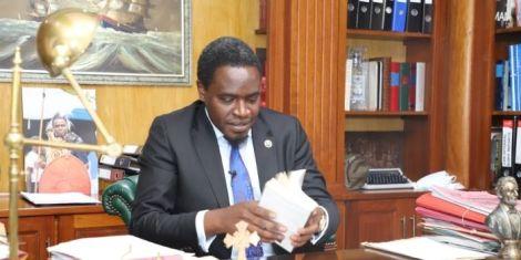 Nelson Havi: LSK President Charges Ksh2 Million in Legal ...