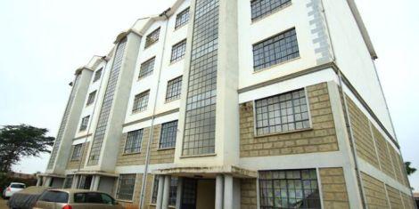 A two-bedroom apartment for sale at Zahara Apartments, Ngong Road Nairobi