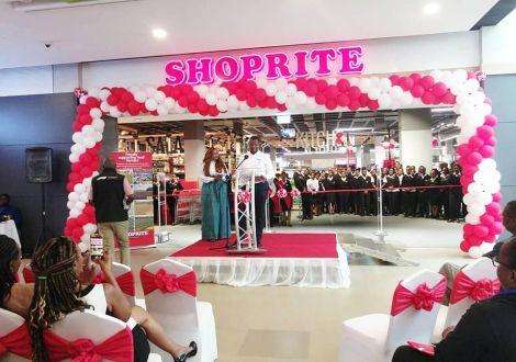 Shoprite Supermarket launch at Karen Waterfront