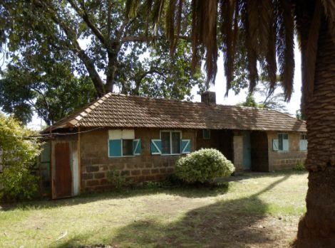 A house in Kaloleni Estate Nairobi.
