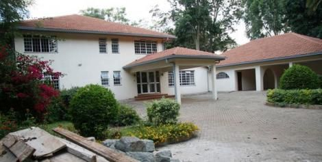 A look into the Chief Justice home in Runda, Nairobi