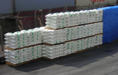 A newly imported Sugar consignment