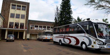 A section of Lenana School in Nairobi