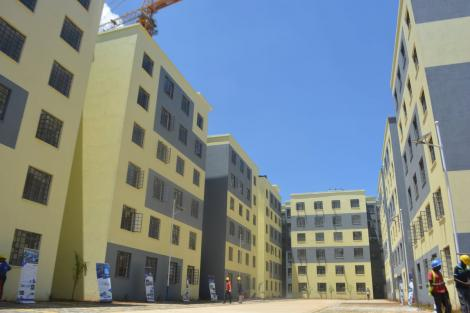 An image of Affordable Housing Project
