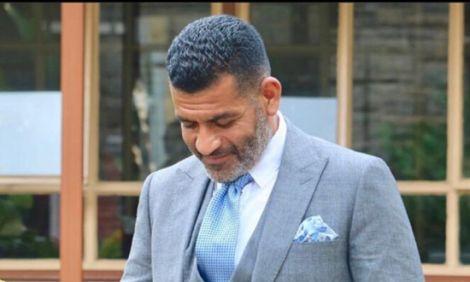 File photo of Mvita Member of Parliament Abdulswamad Nassir.