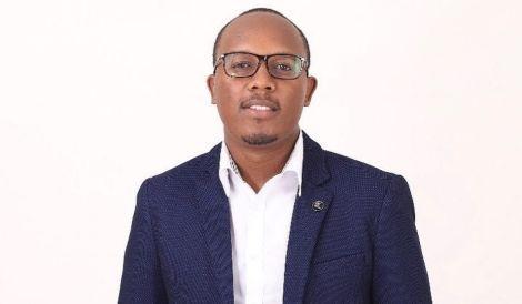 File image of screenwriter and actor Abel Mutua