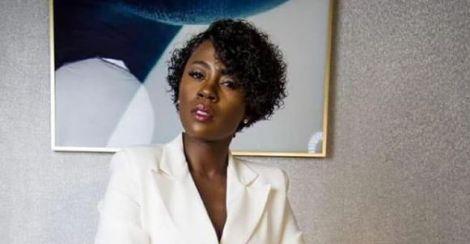 Kenyan artiste Akothee