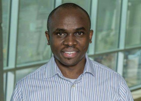 File image of US-based Kenyan scientist Prof. Benson Edagwa