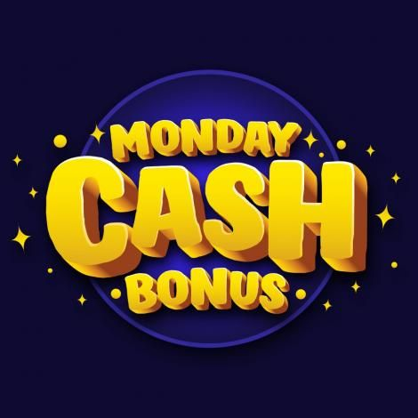 A promo poster of Mozzartbet's Happy Monday bonus promotion.