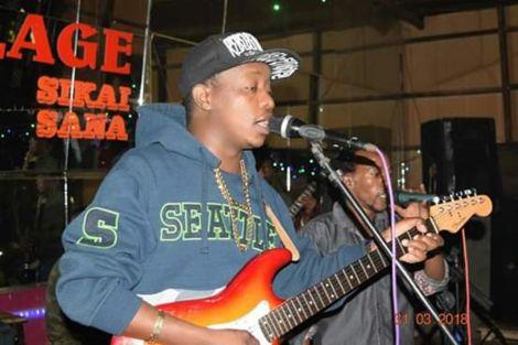 Celebrated Mugithi singer Mighty Salim