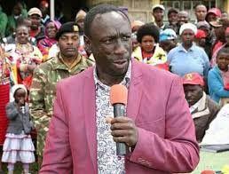National assembly deputy Speaker Moses Cheboi