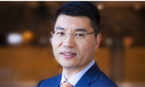 File photo of President of Huawei Southern Africa Region, Chen Lei.