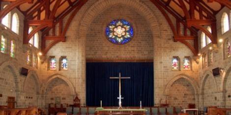 L'église de Nairobi aurait été construite par des francs-maçons