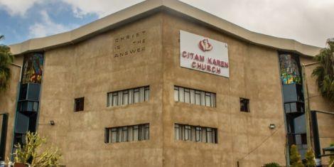 Citam Church in Karen, Nairobi