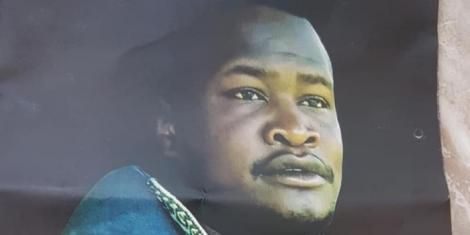 Businessman Daniel Mwangi Wang'ondu who was murdered on January 1, 2021