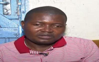 Daniel Odongo during an interview with KTN on January 9, 2020.
