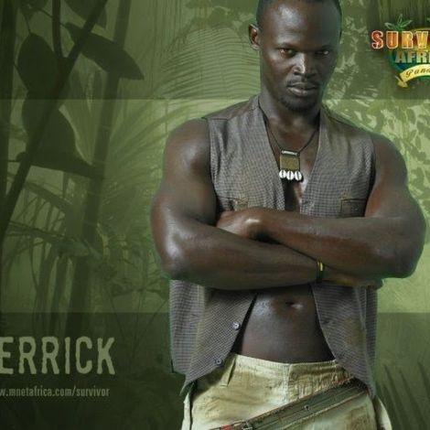 Derek Asetto, hlavní herec roku 2019 v Hunting Film Shot v Nairobi