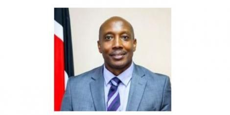 KEPBA CEO Dr. Marube
