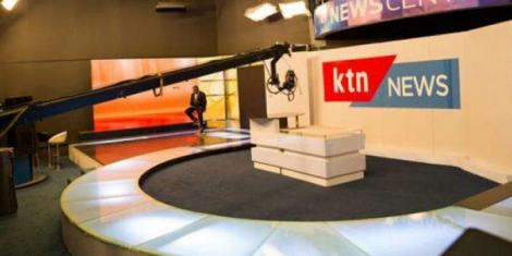 A file image of the KTN studios