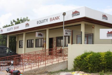 An image of equity bank