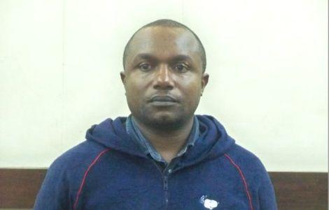 Former Police Officer Leonard Kanari.