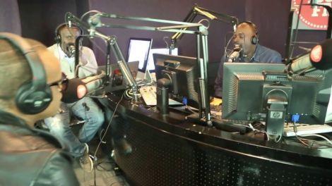 Homeboyz Radio presenter G Money hosting a past show