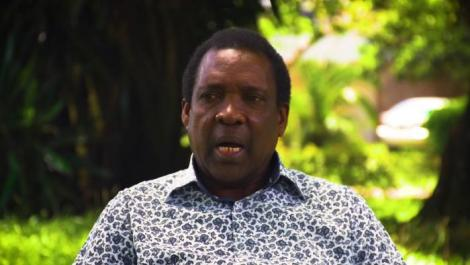 File image of political analyst Herman Manyora