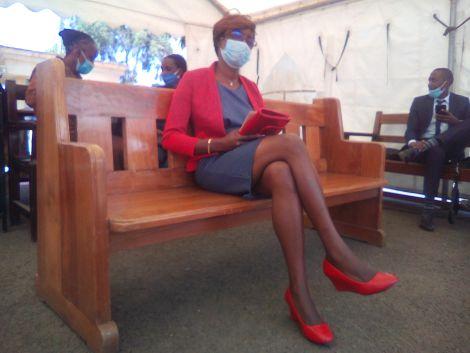 Mary Kwamboka Onyancha