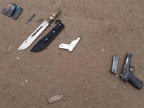 recovered items Thika Road Shoot Out