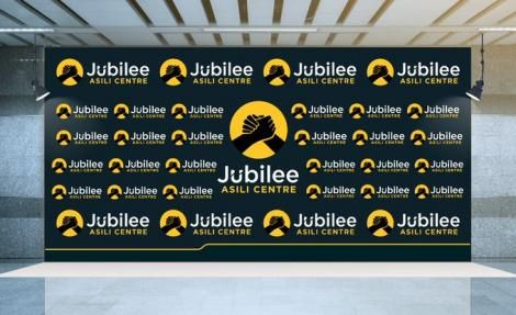 An image shared by Digital Strategist Dennis Itumbi of the 'Jubilee Asili Centre' on June 18, 2020