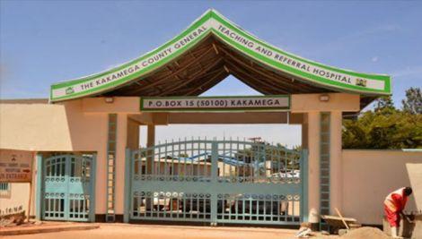 The Kakamega County Teaching and Referral Hospital