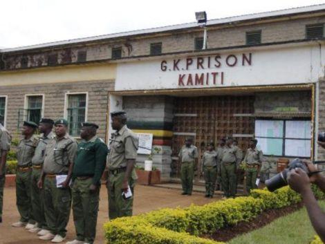 Kamiti Maximum Prison