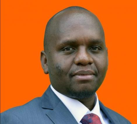 Kanziku Ward MCA James Munuve from Kitui County.