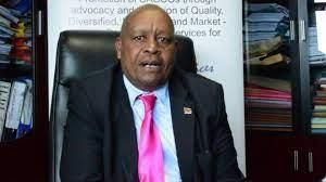 Kenya Union of Savings and Credit Co-operatives Societies chairperson George Magutu