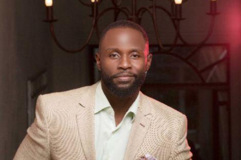Kenyan journalist John Allan Namu.