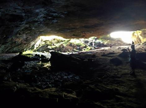Kitum caves in Mt Elgon.